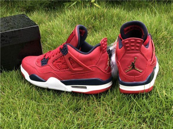 Air Jordan 4 SE FIBA Gym Red footwear