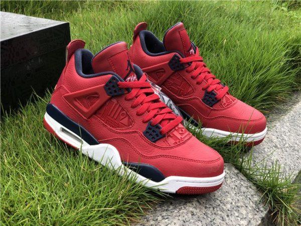 Air Jordan 4 SE FIBA Gym Red trainer