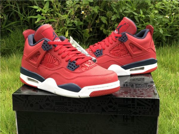 Jordan 4 FIBA Gym Red CI1184-617 for sale