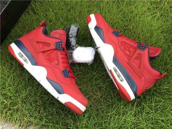 Jordan 4 FIBA Gym Red CI1184-617 shoes