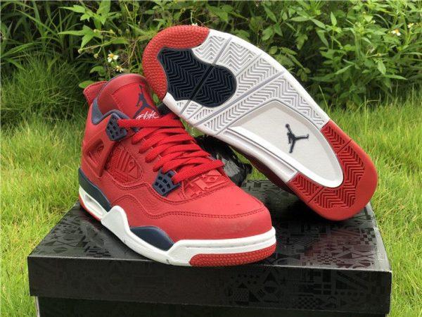 buy Air Jordan 4 SE FIBA Gym Red
