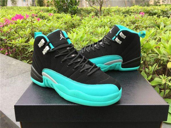shop Air Jordan 12 GS Hyper Jade