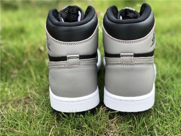 Air Jordan 1 Retro High OG Shadow 2018 heel