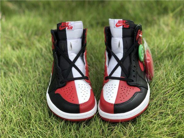 Air Jordan 1 Homage To Home front