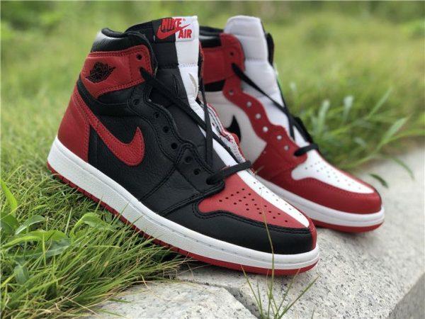 Air Jordan 1 Homage To Home shoes