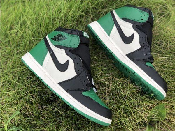 Air Jordan 1 Pine Green 555088-302 sale