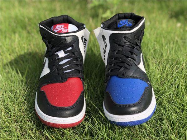 Air Jordan 1 Rebel Top 3 front look