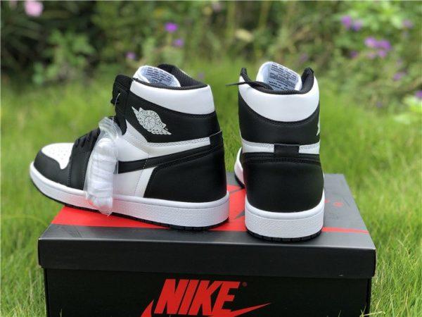 Air Jordan 1 Retro High OG 555088 010 heel