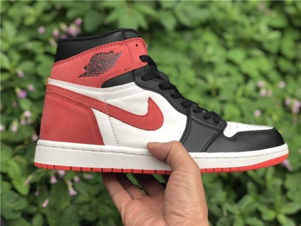 Air Jordan 1 Retro High Og Track Red on hand