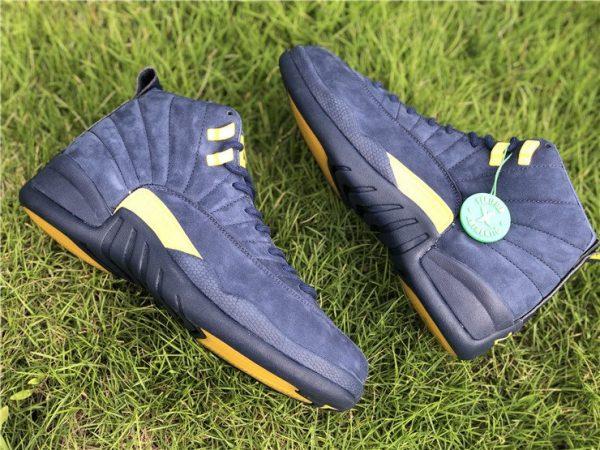 Air Jordan 12 Michigan NRG 2018 shoes