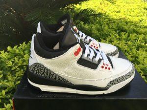 Air Jordan 3 III Infrared 23 sneaker