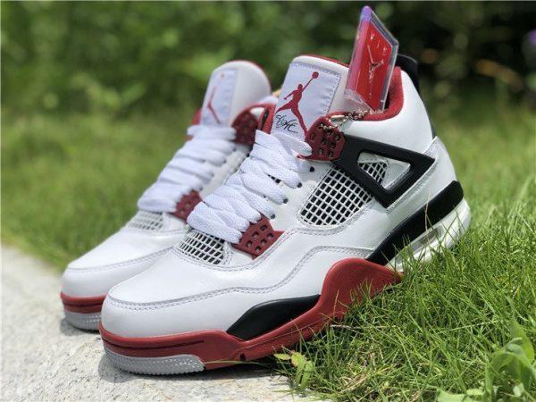 Air Jordan 4 IV Fire Red