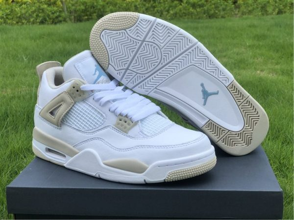 Air Jordan 4 Linen shoes