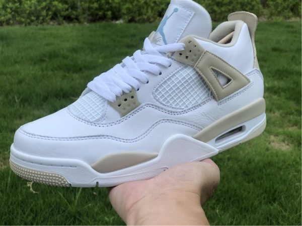 Air Jordan 4 Linen sneaker