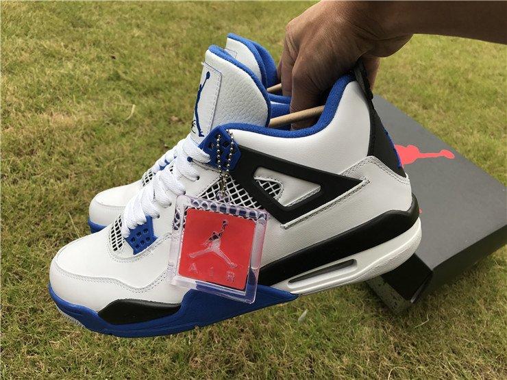 Air Jordan 4 Motorsport shoes