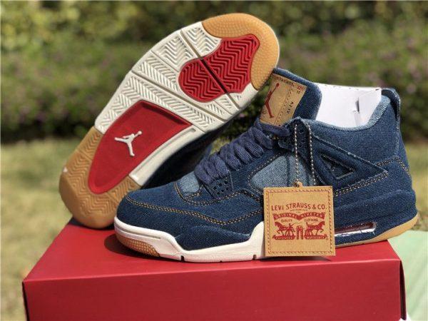 Air Jordan 4 Retro Leevis Nrg leevis shoes