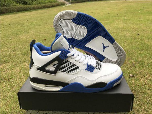 Air Jordan 4 Retro Motorsport shoes
