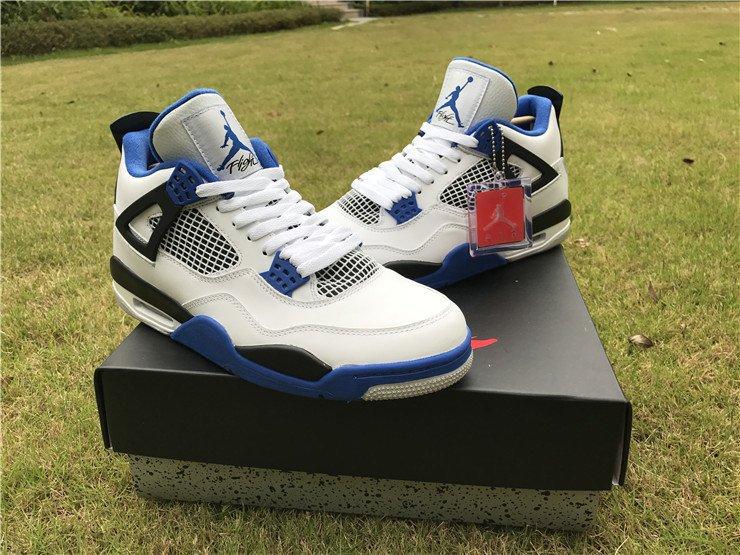 Air Jordan 4 Retro Motorsport sneaker