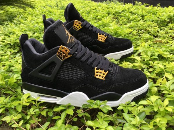 Air Jordan 4 Retro royalty sneaker