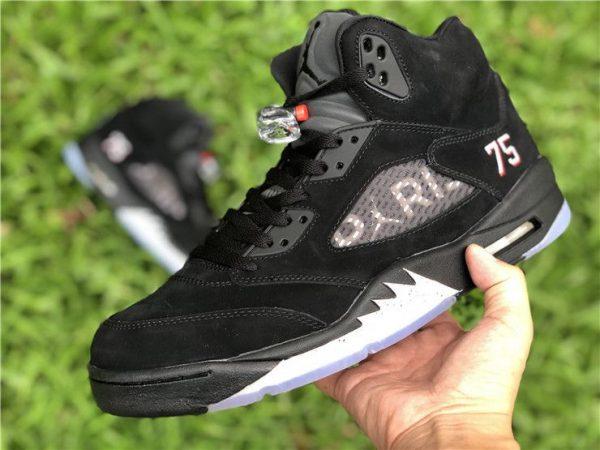 Air Jordan 5 BCFC Paris Saint-Germain PSG shoes