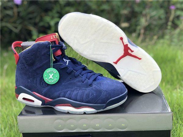 Air Jordan 6 DB Doernbecher Midnight Navy sneaker