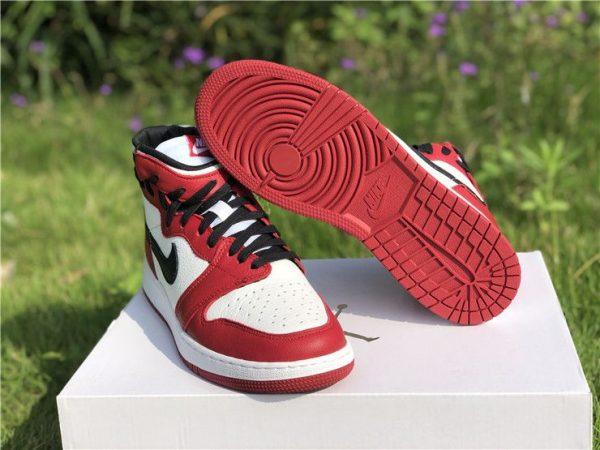 Jordan 1 Rebel XX Chicago W AT4151-100 shoes