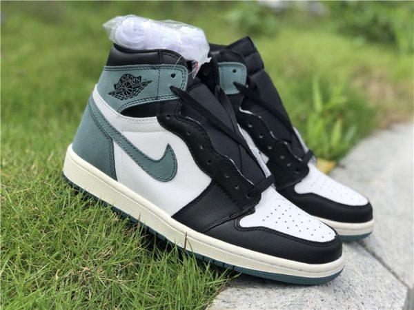Jordan 1 Retro High Clay Green 555088-135 sneaker