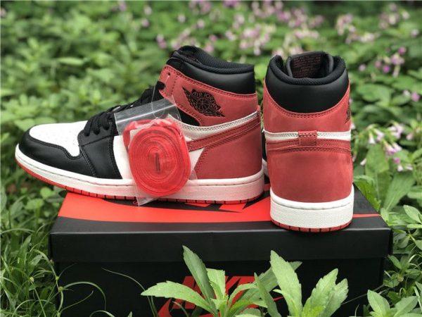 Jordan 1 Retro High Track Red - 555088-112