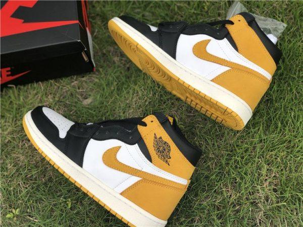 Jordan 1 Retro High Yellow Ochre - 555088-109 sneaker