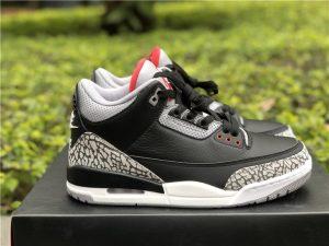 Jordan 3 Black Cement February 2018