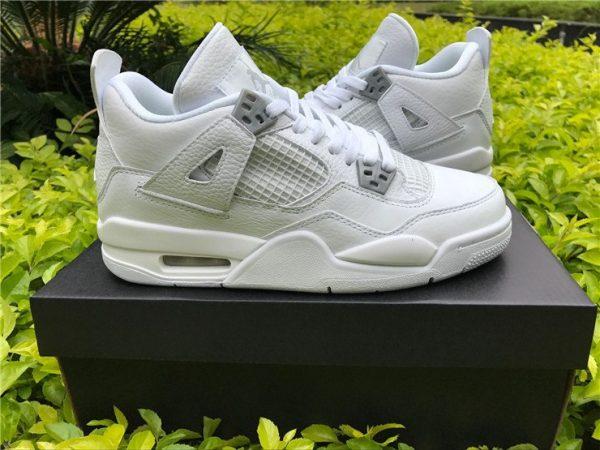 Mens Womens Air Jordan 4 Pure Money sneaker