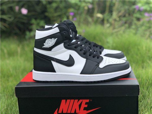 Nike Air Jordan 1 Retro High Black White
