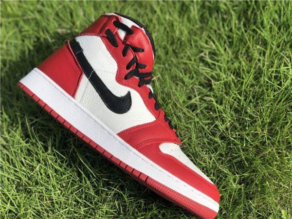 Wmns Air Jordan 1 Rebel XX Chicago shoes