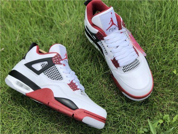 mens Air Jordan 4 IV Fire Red