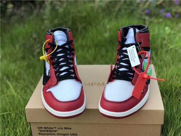 shop Virgil Abloh Nike Air Jordan 1 Off-White Chicago