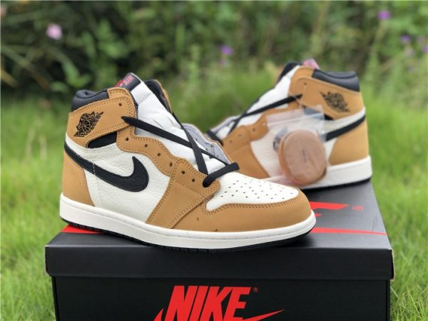 Air Jordan 1 Retro High OG Rookie of the Year 2018 shoes
