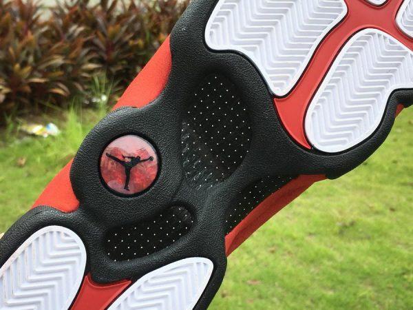 Air Jordan 13 Bred 3M Sneaker 2017 sole