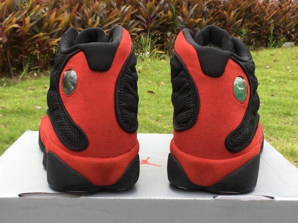 Air Jordan 13 Retro bred 2017 Release heel