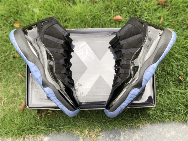 Where To Buy Air Jordan 11 Cap And Gown Black shoes