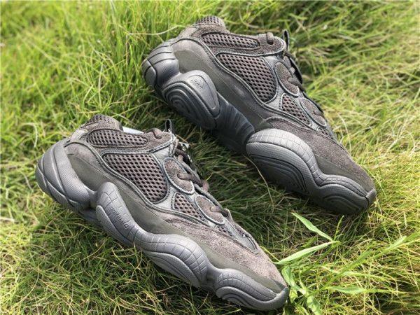 2018 Adidas Yeezy 500 Utility Black sneaker