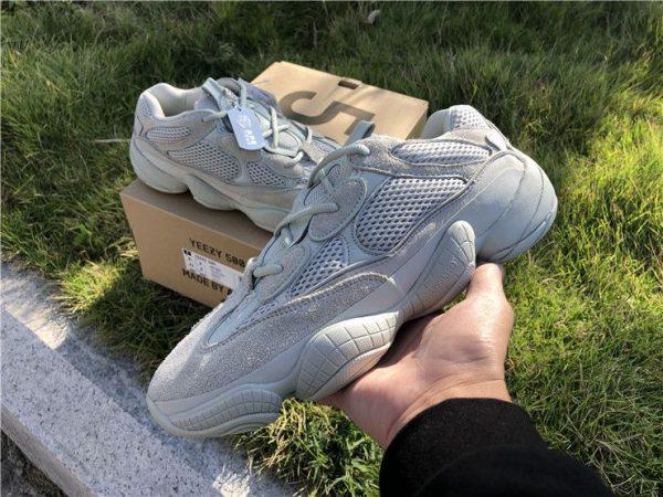 Adidas Yeezy 500 Salt EE7287 on hand