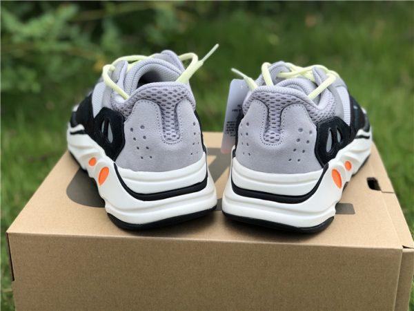 Adidas Yeezy Boost 700 Wave Runner Solid Grey heel