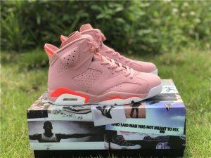 Air Jordan 6 Millennial Pink