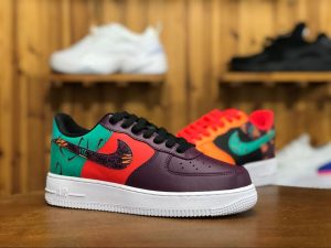 Nike Air Force 1 AF 1 Low What The 90s