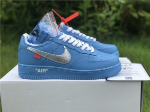 Off-White x Nike Air Force 1 Low MCA Chicago
