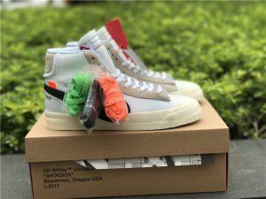 The 10 Nike Blazer Mid Off-White