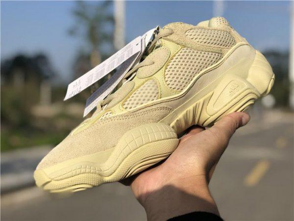 adidas Yeezy 500 Super Moon Yellow