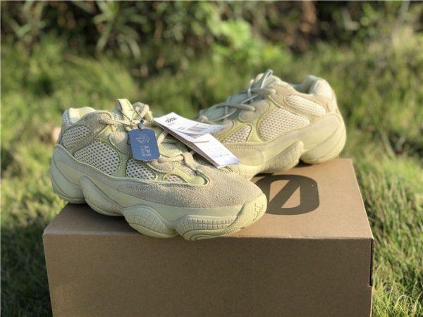 adidas Yeezy 500 Super Moon Yellow sneaker
