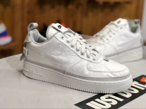 2018 Air Force 1 Low 90 10 All-Star Vast Grey-White