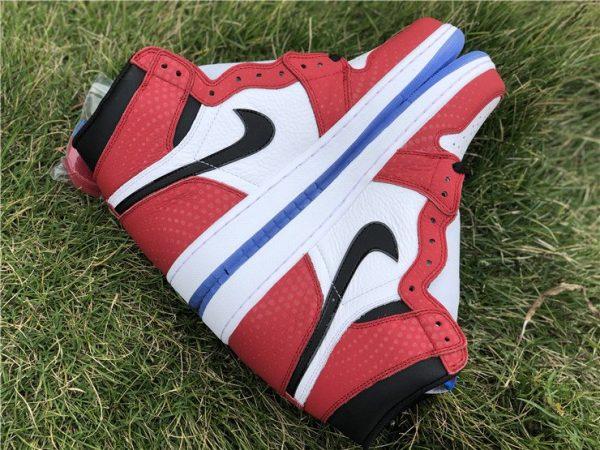 Air Jordan 1 Chicago Crystal Gym Red trainer